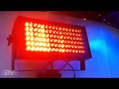 InfoComm 2013: TMB Highlights The Solaris Flare LED Fixture