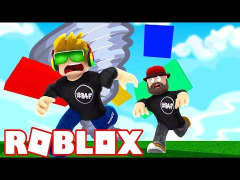SURVIVE ALL SORTS OF DISASTERS in ROBLOX / NATURAL DISASTER SURVIVAL MINIGAMES