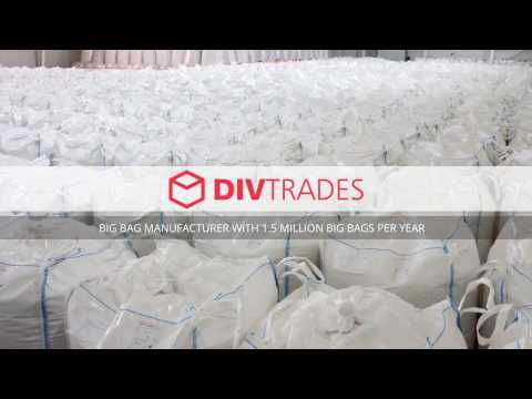 Big Bag manufacturing at DIV Trades