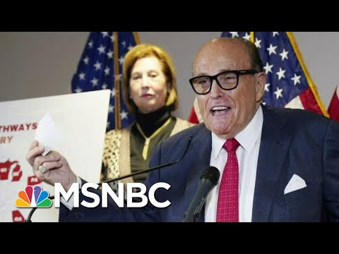 Giuliani Gets Virus Care Many Others Couldn't: NYT   Morning Joe   MSNBC