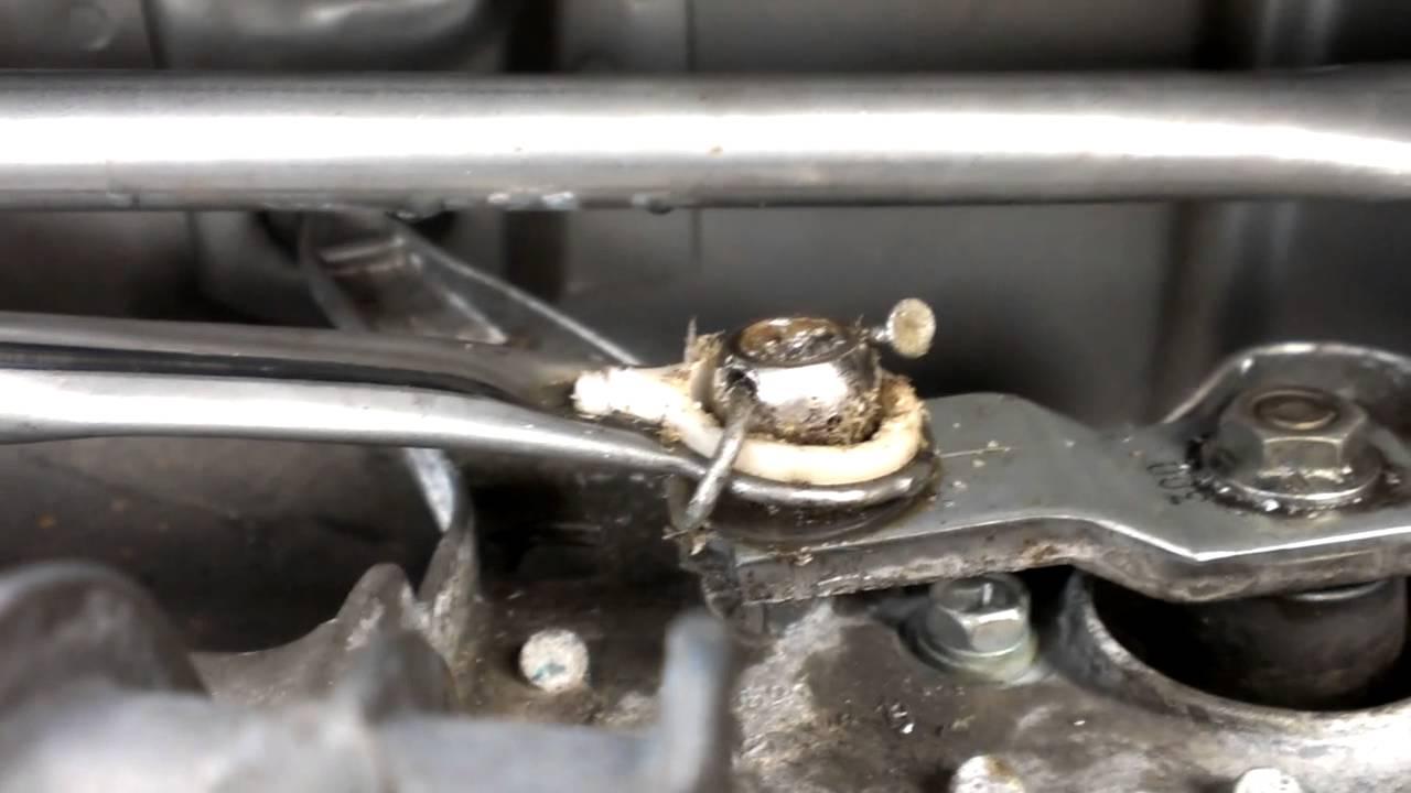 Redneck windshield wiper fix  YouTube
