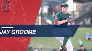 Top Prospects: Jay Groome, LHP, Red Sox