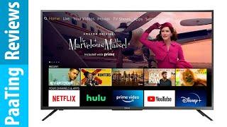 Toshiba TF-32A710U21 32-inch Smart HD TV - Fire TV Edition ✅ (Review)
