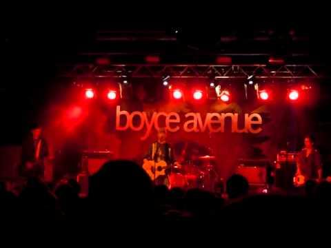 Hear Me Now ~ Boyce Avenue