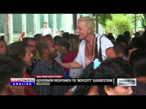 Bali Governor Pastika Slams Australia Over Tourism Boycott