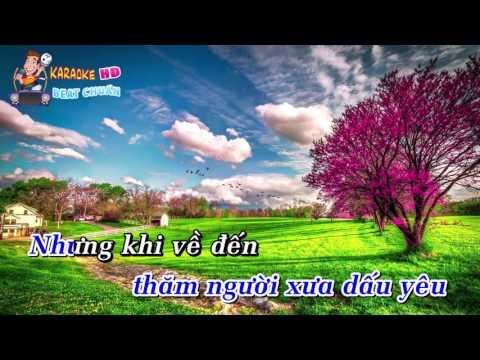 Chuyện Loài Cỏ Đêm || Karaoke HD [Beat Chuẩn]