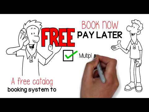 Book Now Pay Later - A free catalog reservation system to boost your sales