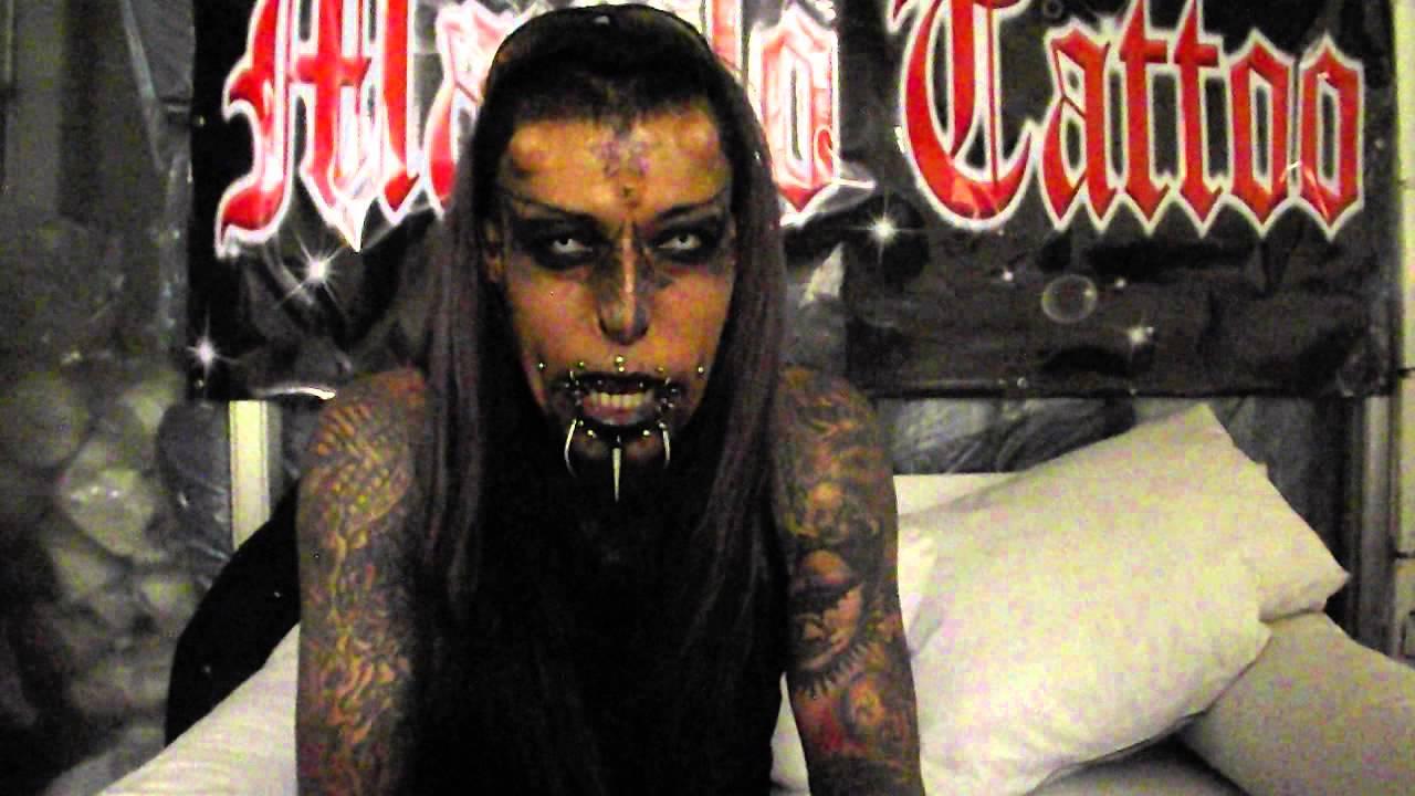 Cain Inivita A Encuentro De Tatuadores En Neiva Youtube