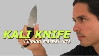 KALI KNIFE! Filipino Martial Arts