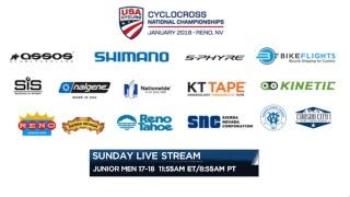 USA Cycling 2018 Cyclocross National Championships - Saturday