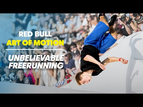 Everything you missed at Red Bull Art of Motion!
