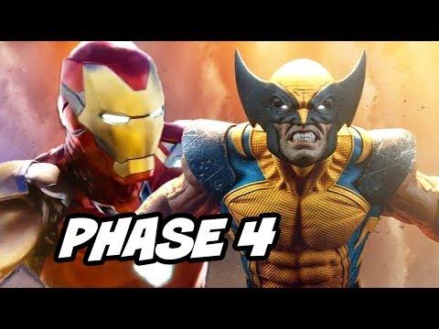 Avengers Endgame Marvel Phase 4 Comic Con Panel - Deleted Scenes and Alternate Ending Breakdown