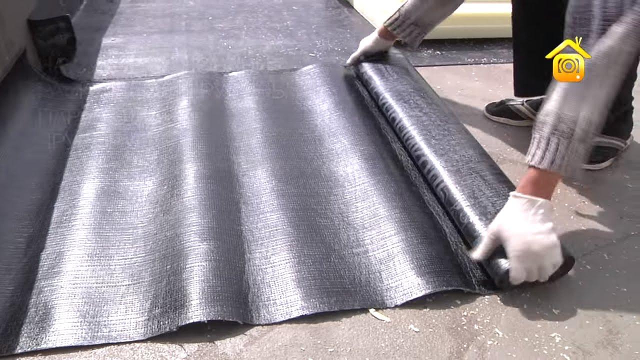 Рулонная гидроизоляция фгос мастика для швов в панельных домах
