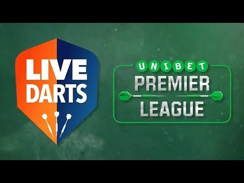 Live Darts TV PDC Premier League Betting Tips Week 2 Cardiff