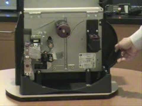Zebra Zm400 Barcode Printer Overview Youtube
