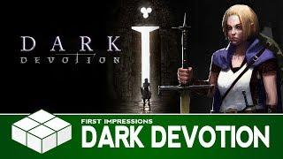 Dark Devotion   PC Gameplay & First Impressions