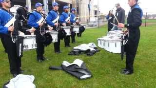 University at Buffalo Drumline 2013