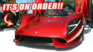 WE SPENT $800,000 DOLLARS AT QUAIL WITHIN 20 MINUTES.. *NEW SUPERCAR!*