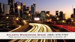 Atlanta Warehouses for Rent | Warehouse Space