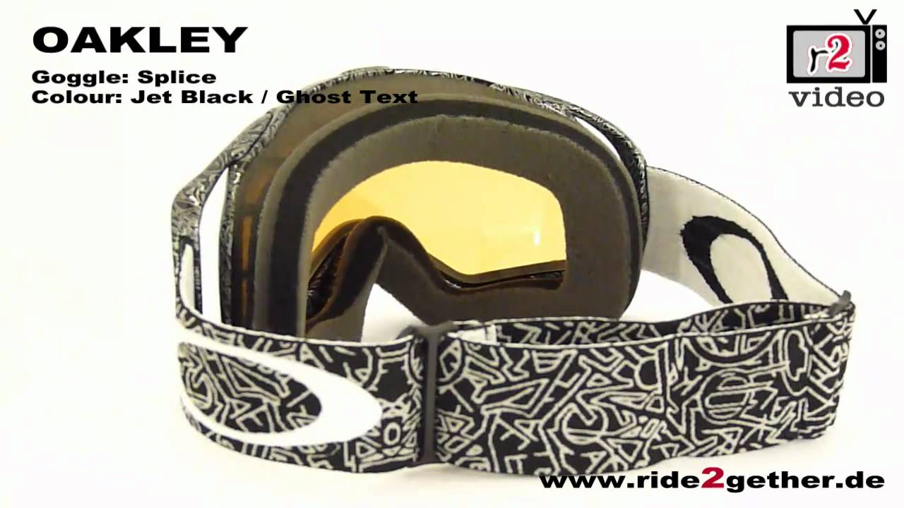 oakley splice nasen