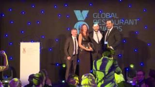 Global Restaurant Awards (2016) at The Burj Al Arab, Dubai
