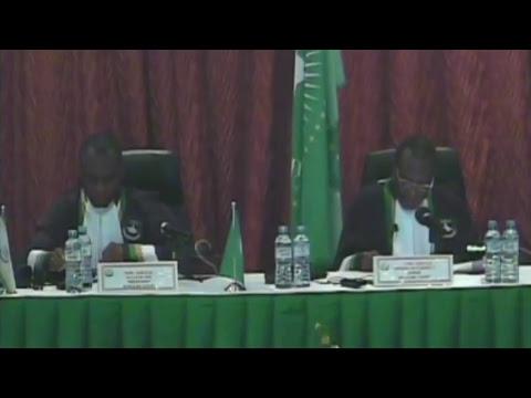 Application 006/2015—Nguza Viking and Johnson Nguza v. The United Republic of Tanzania - Live stream