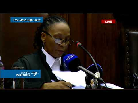 Court delivers judgement in ANC vs ANC Free State
