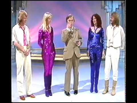 BBC Abba on Generation Game - 1978