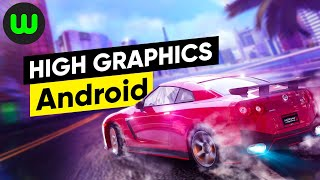 Top 10 Android High Graphics Games of the Last Two Years (2018 -2019)