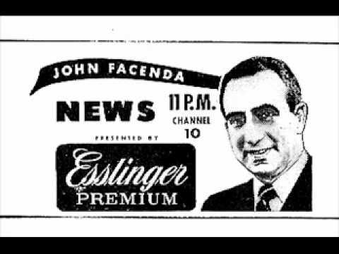 Wcau Tv 11 Pm News 1958wmv Youtube