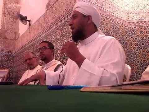 الأستاذ محمد الكيماوي في ندوة: أصول التربية في القرآن الكريم (2)، مواسم المولى إدريس الأكبر 2018