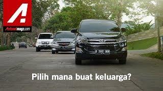 Membandingkan Isuzu PANTHER, Toyota INNOVA dan Wuling CORTEZ