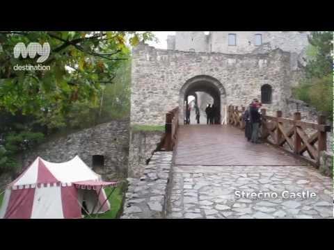 Strecno Castle - Slovakia