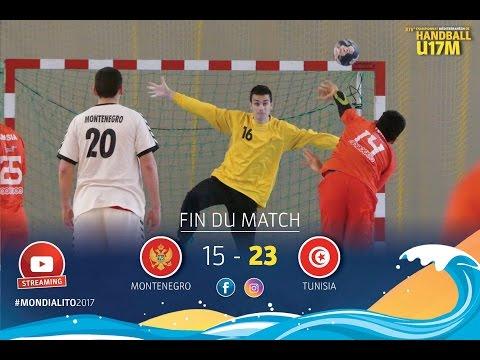 M28 GroupB I MONTENEGRO-TUNISIA I Mondialito2017 19/01