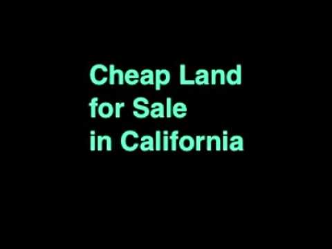 Cheap Land for Sale in California – 50 Acres for Sale in Los Angeles, CA 90009