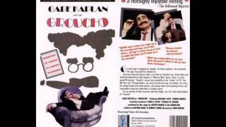 Gabe Kaplan as Groucho Marx [best bits]