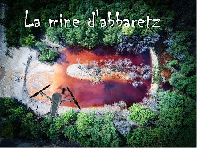 Mine d'abbaretz en drone - Loire-atlantique (44) - [4K]