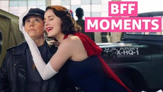 The Marvelous Mrs Maisel Midge and Susie BFF Goals | Prime Video