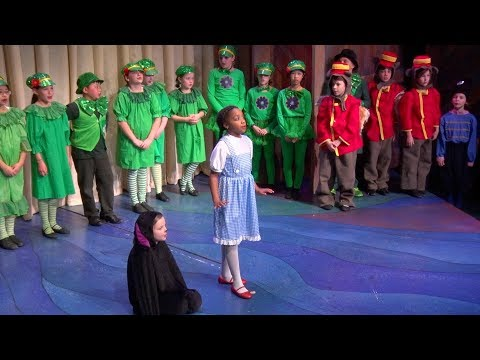 "2019 Wood Acres Elementary School Presents ""The Wizard of Oz""."