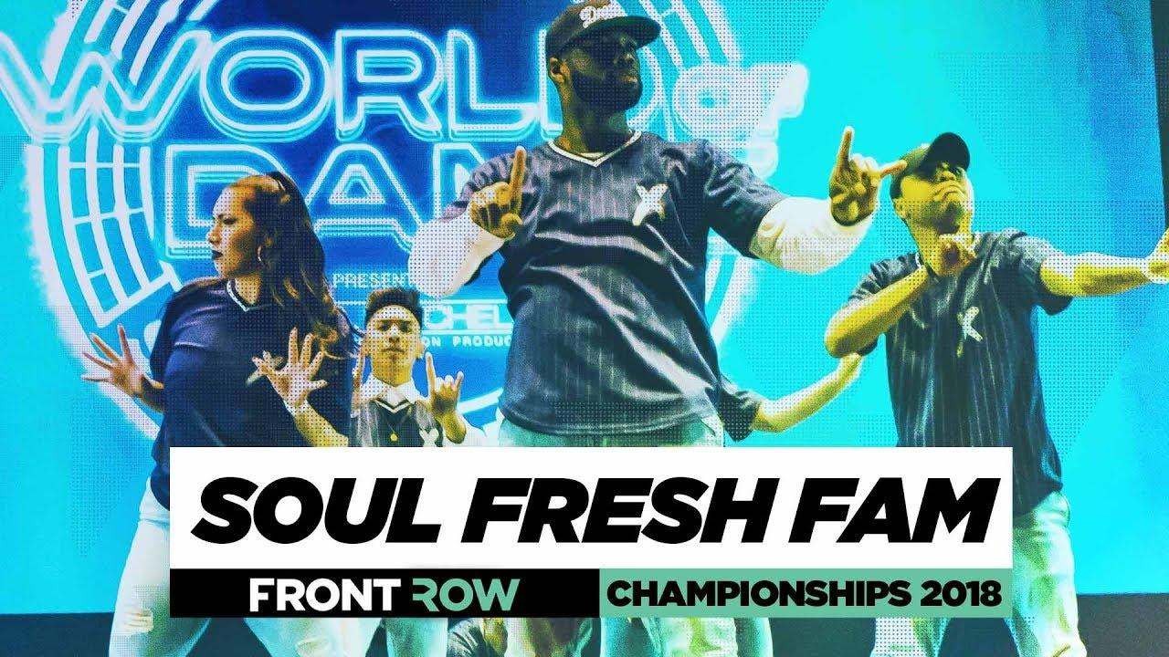 Soul Fresh Fam | FrontRow | World of Dance Championships 2018 | #WODCHAMPS18