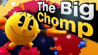 Pac-Man Combo Video - The Big Chomp   by JoeCreak - Smash 4 Wii U