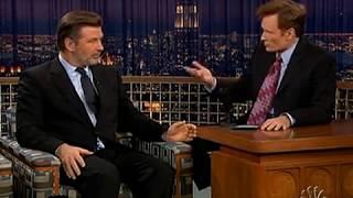 Conan O'Brien 'Alec Baldwin 12/2/04