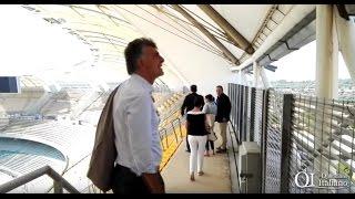 Bari, criticità dello stadio San nicola