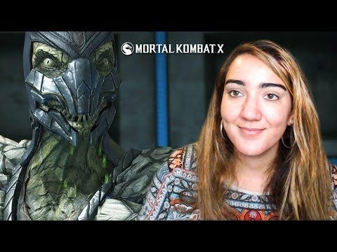 AWESOME REPTILE PLAYER! - Mortal Kombat XL Online Ranked Matches thumbnail