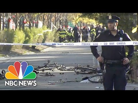 NYPD: One Suspect In Custody Following Incident In Lower Manhattan | NBC News