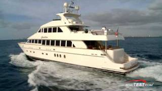 Hargrave Custom Yachts 120 - Interior (HQ) - By BoatTEST.com