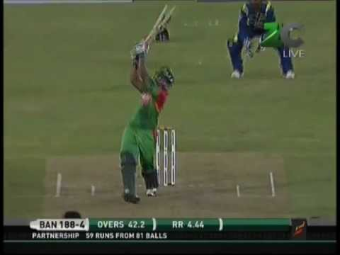 Short Highlight:Tamim Iqbal's 112 vs Sri Lanka