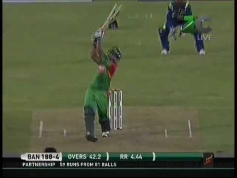 Short Highlight:Tamim Iqbal's 112 vs Sri Lanka