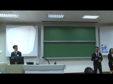 2016 Round 1 H3 HSBC/HKU Asia Pacific Business Case Competition
