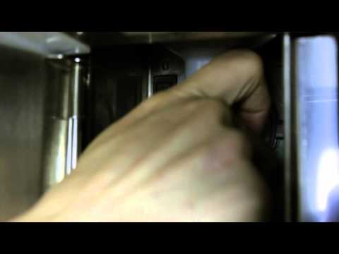 WMF 1400 OCS mixer and brew unit cleaning guide